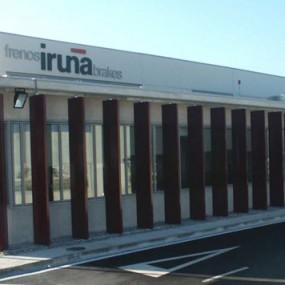 NAVE Y OFICINAS PARA FRENOS IRUÑA
